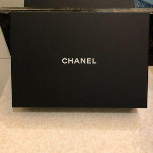 Authentic CHANEL Empty Box